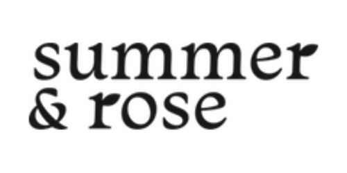 Summer & Rose coupons