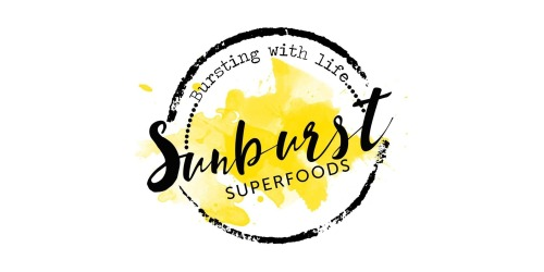 SunburstSuperfoods coupons