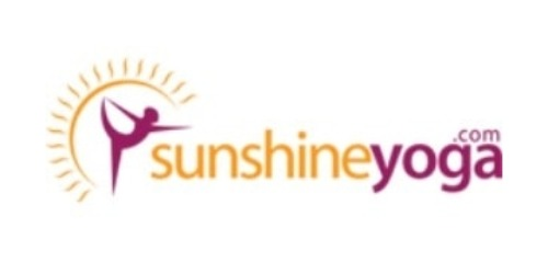 SunShineYoga.com coupons