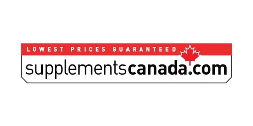 Supplements Canada coupons