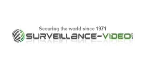 Surveillance-Video.com coupons