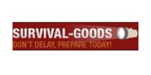 Survival-Goods coupons