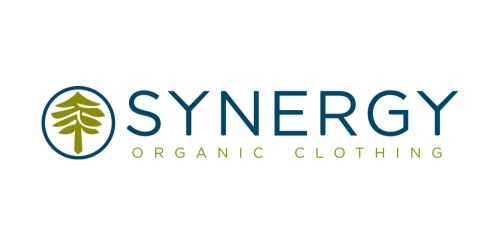 Synergy Organic Clothing coupons