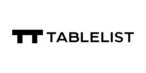 Tablelist coupons