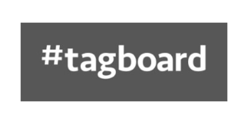Tagboard coupons