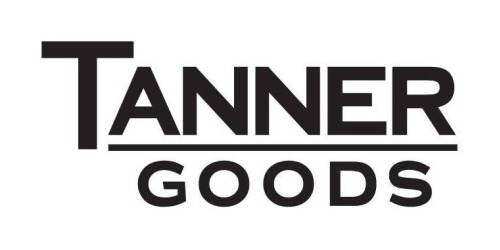 Tanner Goods coupon
