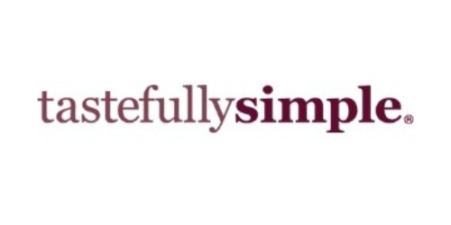 Tastefully Simple coupon