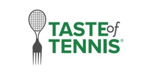Taste of Tennis coupons