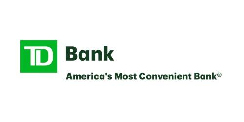 TD Bank coupons