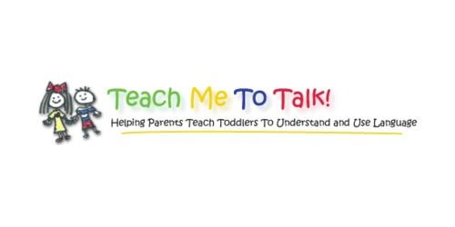 teachmetotalk.com coupons