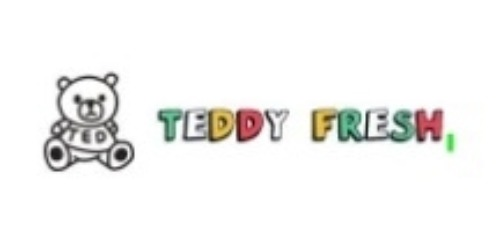 Teddy Fresh coupon