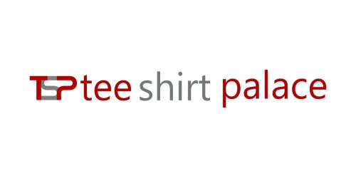 TeeShirtPalace.com coupons
