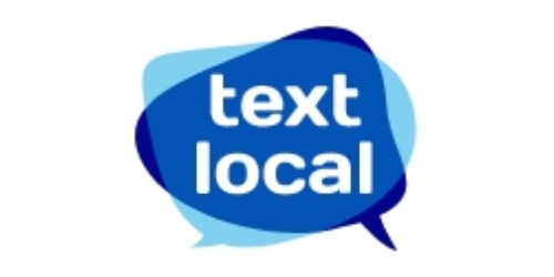 Text Local coupons