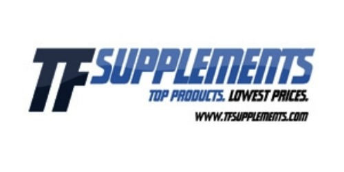 TFSupplements coupons