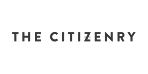 The Citizenry coupons