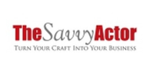 The Savvy Actor coupons