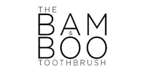 The Bam & Boo Toothbrush coupons
