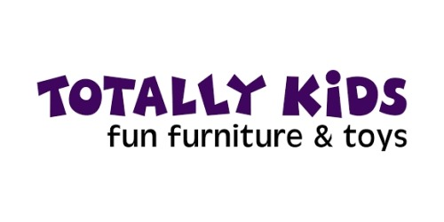 Totally Kids Fun Furniture & Toys coupons