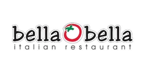 Bella Bella Italian Restaurant coupons