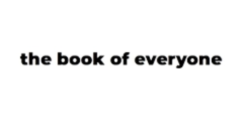 The Book Of Everyone coupons
