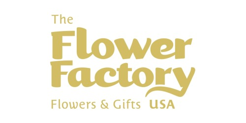 The Flower Factory coupons