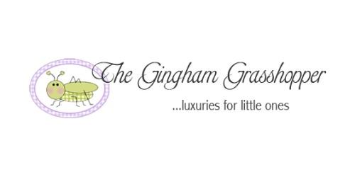 30 Off The Gingham Grasshopper Promo Code The Gingham Grasshopper