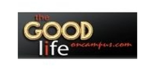 TheGoodLifeOnCampus.com coupons