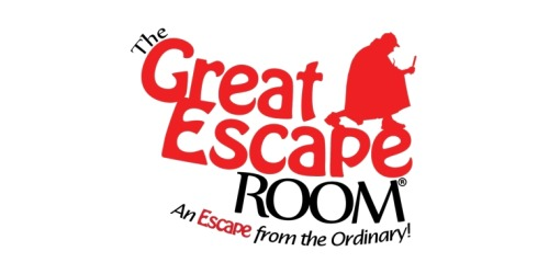 The Great Escape Room coupon