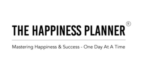 The Happiness Planner coupon