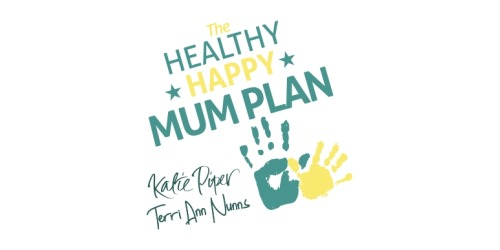The Healthy Happy Mum Plan coupon