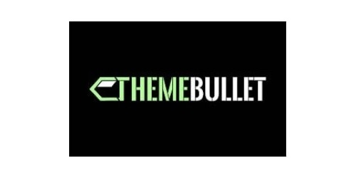 Theme Bullet coupons