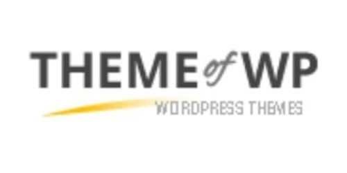 ThemeofWP.com coupons
