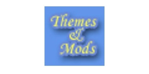 Themes And Mods coupons