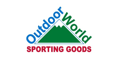 afb0197f129bf 65% Off Outdoor World Sporting Goods Promo Code (+6 Top Offers) May 19