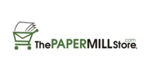The Paper Mill Store coupon