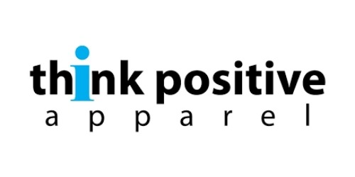 Think Positive Apparel coupons