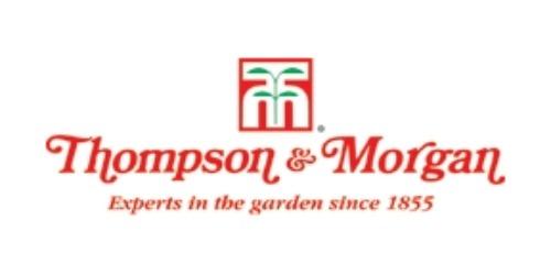 Thompson & Morgan coupons