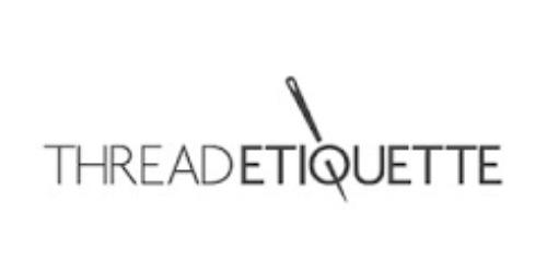 Thread Etiquette coupons