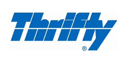 Thrifty Rental Car coupons