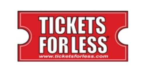 Tickets For Less coupon