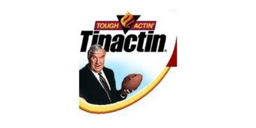 Tinactin coupons
