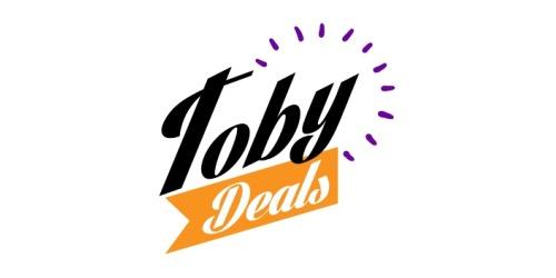 TobyDeals coupons