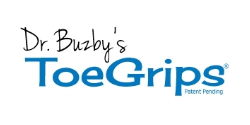 Dr. Buzbys ToeGrips coupons