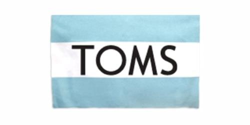 Toms CA coupons