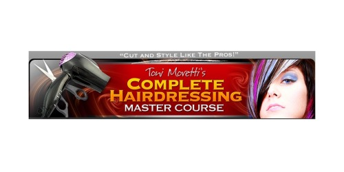 Toni Hairdressing Master Course coupons