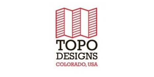 Topo Designs coupons