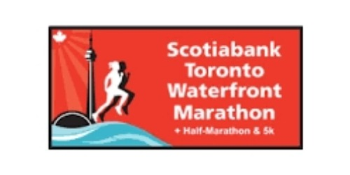Toronto Waterfront Marathon coupons