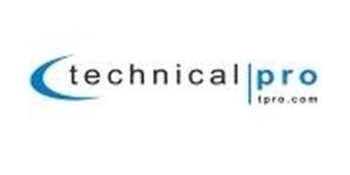 Technical Pro coupons