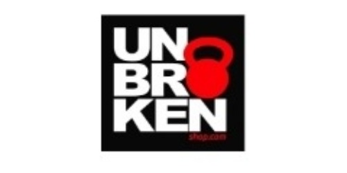 Unbroken Shop coupon