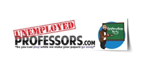 Unemployed Professors coupons